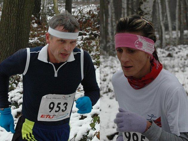 Co start, to vítězství. Takovou bilancí se letos mohou na Karlovarsku pochlubit jen dva vytrvalci, abertamský Michal Landiga a sokolovská Ivana Sekyrová.