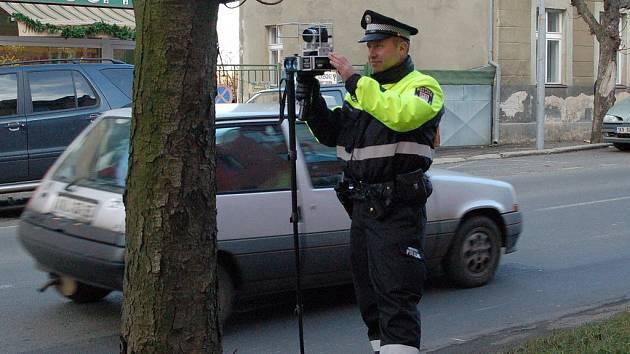 Radar Městských strážníků slaví na některých místech skutečné žně.