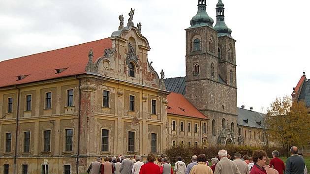 Už poosmé se vydají farníci z celé diecéze do kláštera v Teplé.