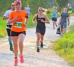 Druhý ročník Chodovské vlečky přilákal na start závodu úctyhodných 199 běžců.