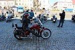 Zahájení motorkářské sezony na severozápadě Čech