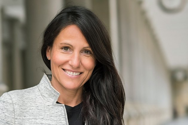 Ing. Andrea Pfeffer Ferklová, MBA, primátorka města Karlovy Vary