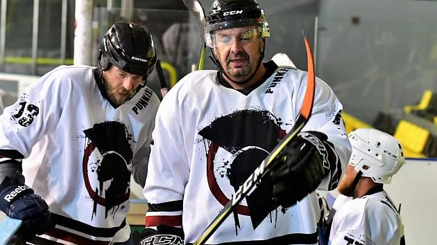 Martin Hromi, útočník HC Punkers Chodov