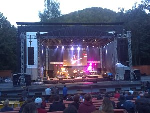 """Velkolepá hudební událost """"Musicians"""" (hudebníci/muzikanti) se konala od 3. do 11. srpna v Karlových Varech."""