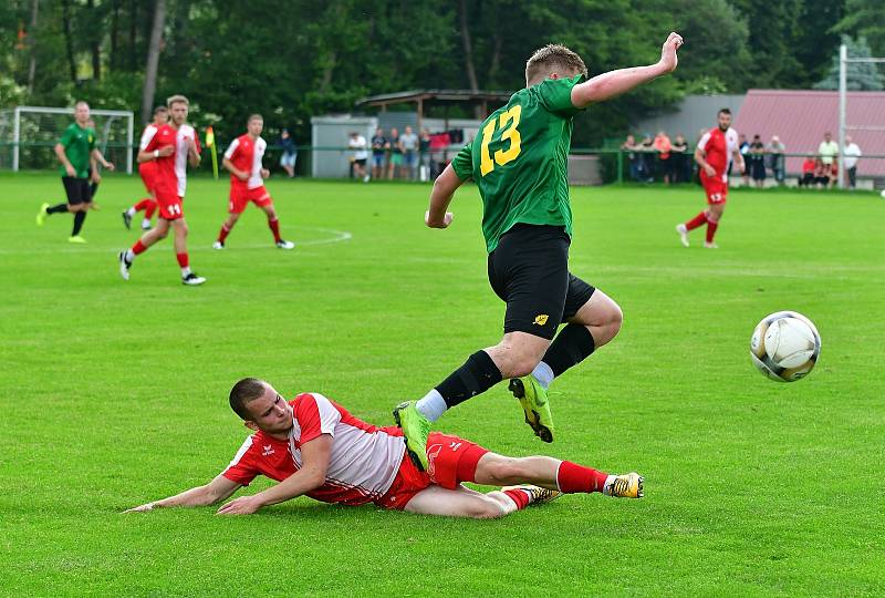 Fotbalisté Březové stejně jako další týmy absolvují vynucenou přestávku.