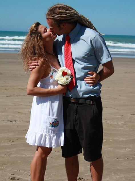 Renatě a Vaškovi se stal Nový Zéland novým domovem