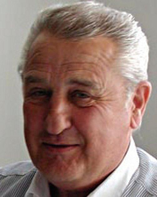 Antonín Vrána,starosta Toužimi.