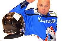 Hráče SKV Sharks čeká o víkendu boj o ligový bronz.