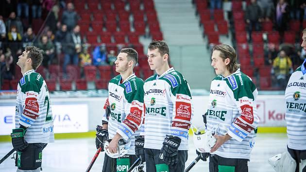 Hokejová Tipsport extraliga: HC Energie Karlovy Vary - HC Verva Litvínov