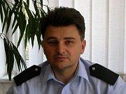 Marcel Vlasák, velitel karlovarské Městské policie