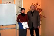 SPOKOJENÝ ZÁKAZNÍK. Ocenění převzalo čtrnáct podnikatelů a firem. Mezi nimi i Pavla Pasteláková.