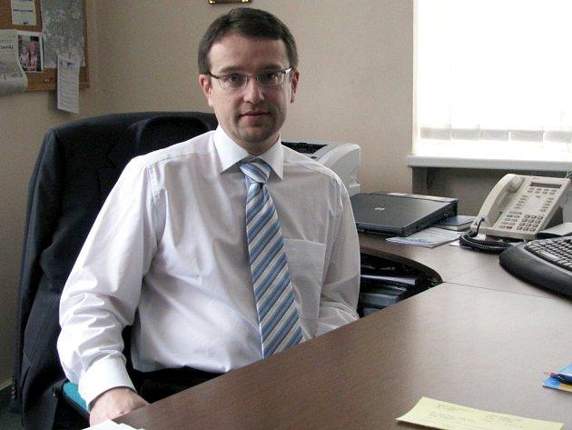 Eduard Bláha, ředitel Lázní Jáchymov.