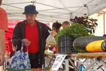 Farmářské trhy 15. července u Tržnice