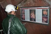 DOLY LÁKAJÍ. Stará historická důlní díla lákají čím dál více návštěvníků, platí to i pro štolu Mauritius na Hřebečné.