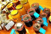 ŠANCI MĚL OPRAVDU každý výrobek. Mezi přihlášenými dobrotami nechyběly ani různé sušenky, med nebo džemy.