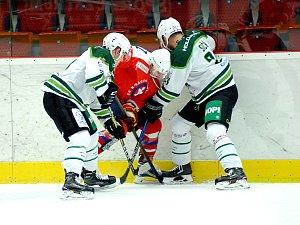 Karlovy Vary, hokej, WSM liga, HC Energie, Horácká Slavia Třebíč