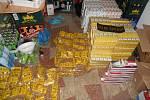 Kolem 7,2 milionu korun představuje hodnota zboží, které ve dvou případech zajistili celníci při kontrolách v Karlovarském kraji.