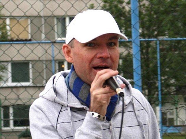VLASTA VÉBR. Moderátor, bavič připravil v Abertamech vystoupení s dětskou diskotékou.