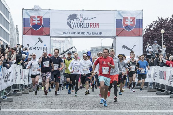 Wings For Life World Run.