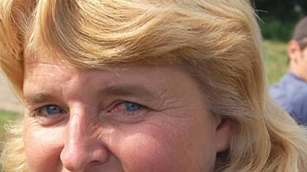 Helena Lahodná,jezdecký klub Paegas.