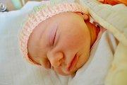 Julinka Živnustková z Karlových Varů se narodila 9. 9. 2014