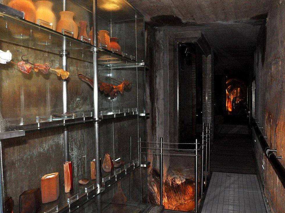 Podzemí karlovarského Vřídla