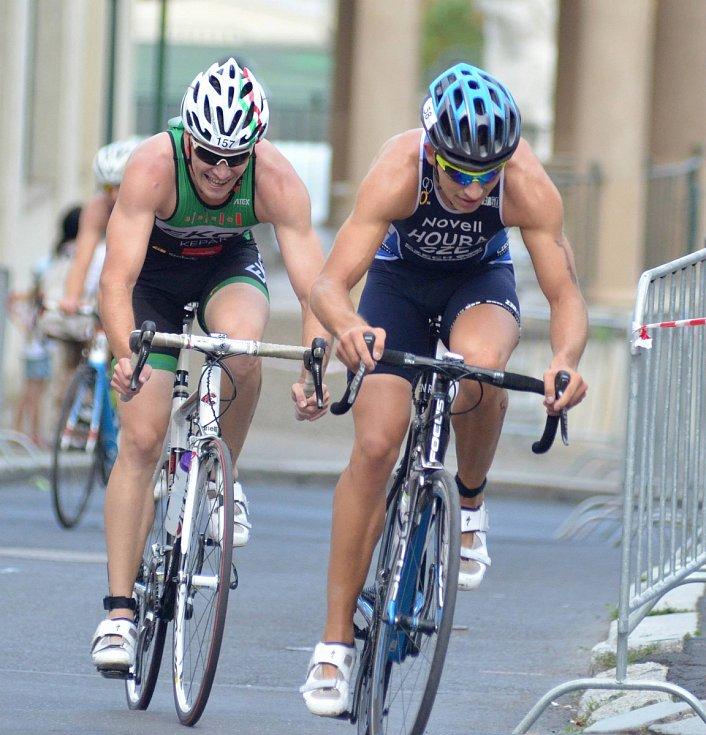CIS City Triathlon Karlovy Vary 2015.