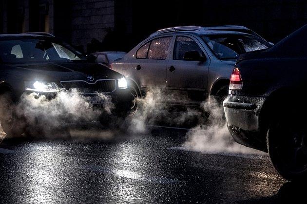 Množství polétavého prachu v Karlovarském kraji už překračuje limity.