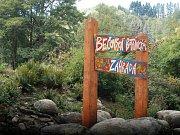 Bečovská botanická zahrada.