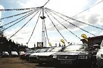 Autobazary přežily zimní období a nyní očekávají příliv zájemců o koupi ojetých vozů.