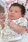 Dara Štěpánková z Kraslic se narodila 18. 3. 2015