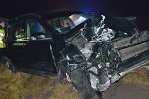 Tragická nehoda, která se stala ve čtvrtek 1. prosince nedaleko od Žlutic