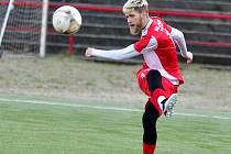 Tři body trefil Pavel Maňák v Příbrami v souboji s tamní  rezervou, když utkání nakonec Slavia vyhrála v poměru 1:0.