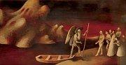 Zapomenutý surrealista Alois Wachsman.