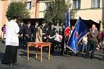 Oslavy 140. výročí oficiálního založení jedotky dobrovolných hasičů v Chyši.