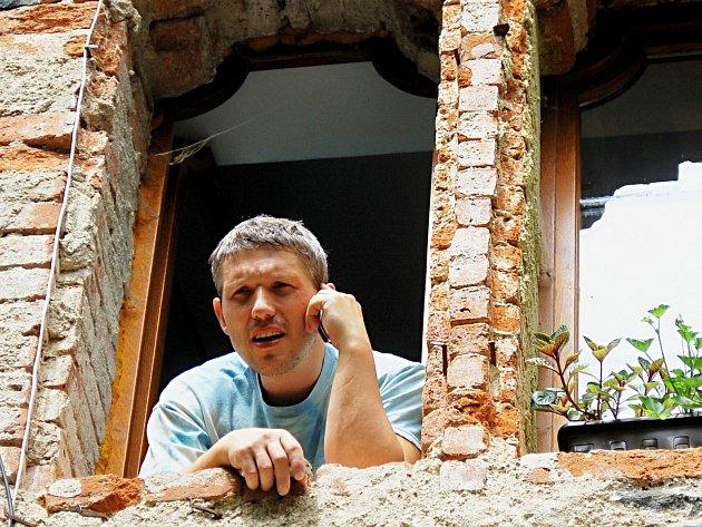 Pavel Palacký se významně zasloužil o záchranu Hauenštejna. Teď má ale problémy...