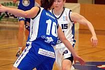 Karlovarské basketbalistky v pátek nestačily na Trutnov, a vypadly tak z další fáze Českého poháru.