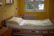 Nové vybavení zrekonstruované porodnice v karlovarské nemocnici