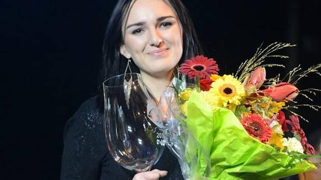 Jednou z vítězek Karlovarského hlasu byla i Linda Milotová z Plzeňska.