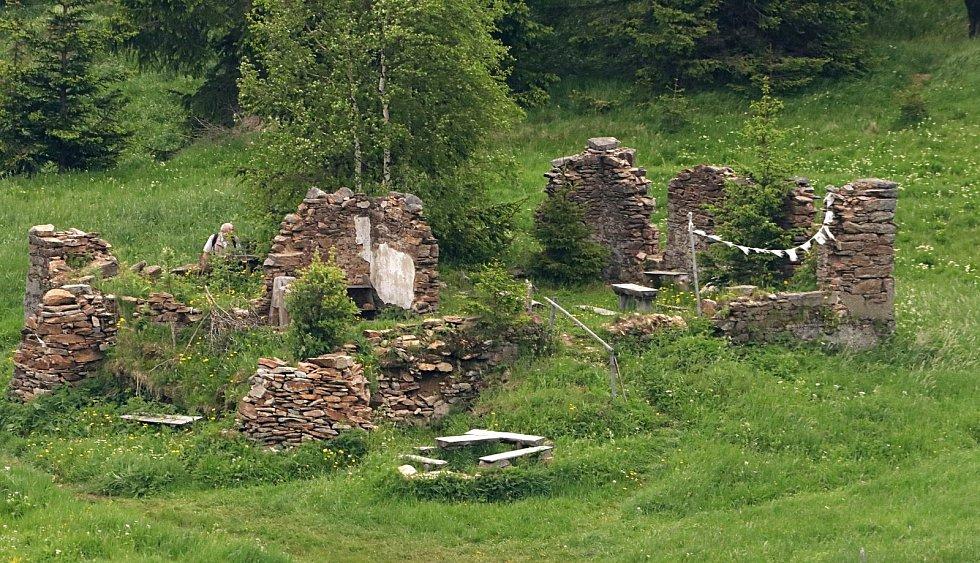 Ukrytá krása Krušných Hor, Králův mlýn i stará vápenka