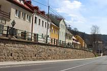 Nyní se opravuje ulice Palackého.