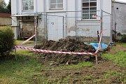 Areál karlovarské plynárny čeká rozsáhlá sanace.