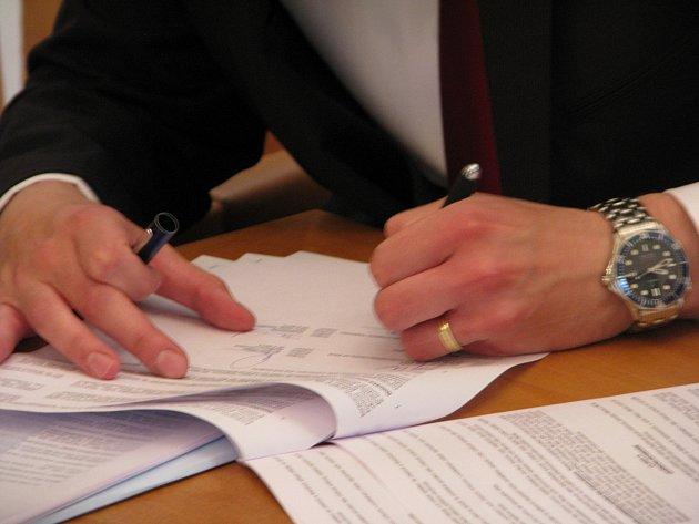 Karlovarský kraj chystá smlouvu o partnerství.