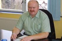 Rostislav Matyáš, ředitel provozovny AVE v Karlových Varech.