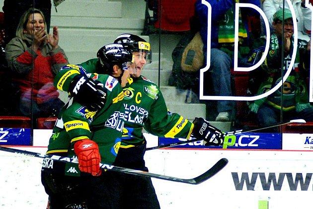 HC Energie Karlovy Vary - HC Slavia Praha 6:2