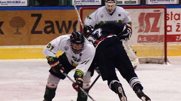 Poslední adventní víkend odehráli dorostenci Energie dva zápasy. Představili se v Chomutově a doma hostili Liberec.