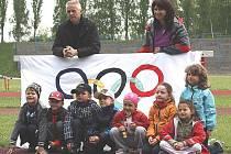 Dětská olympiáda v Karlových Varech
