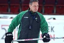 Trenér Peter Oremus