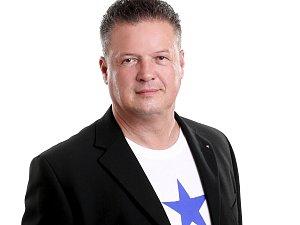 Krajský lídr Realistů Tomáš Ševčík