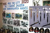 V Sadově si připomněli hasičské výročí.